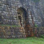 愛媛県の貯鉱庫跡